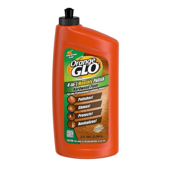 Orange Glo 32 Oz 4 In 1 Hardwood Floor