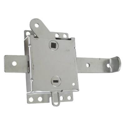 Lockable Heavy-Duty Slide Lock