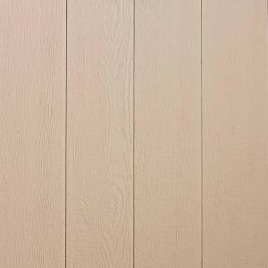 SmartSide 38 Series Cedar Texture Panel Engineered Treated Wood Siding, Application as 4 ft. x 8 ft.