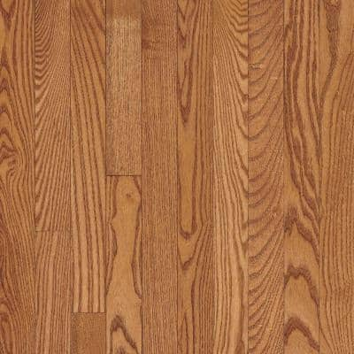 American Originals Copper Light Oak 3/8 in. T x 5 in. W x Varying L Engineered Click Hardwood Floor (22 sq. ft./case)