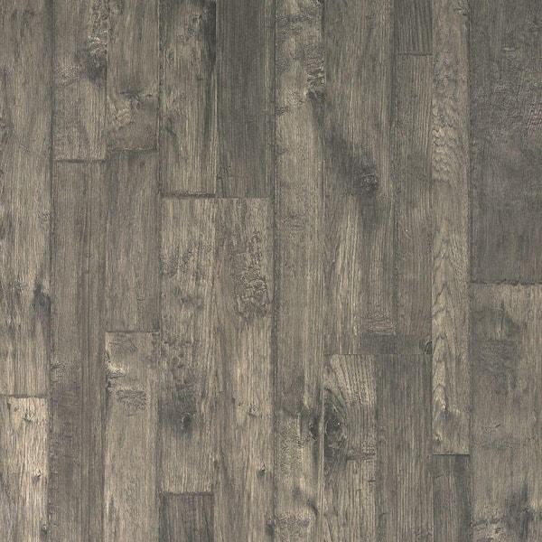 Pergo Outlast Bays Grey Hickory, Grey Laminate Flooring Home Depot