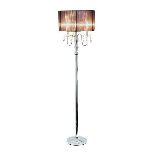 Elegant Designs 61 5 In Trendy, Trendy Floor Lamps
