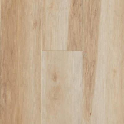 Boulder Pass Hickory 8.98 in. W x 48.03 in. L Waterproof High Traffic Luxury Vinyl Plank Flooring (17.98 sq. ft./case)
