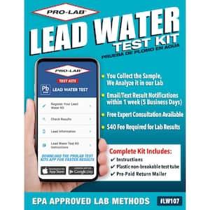 Lead-In Water Test Kit