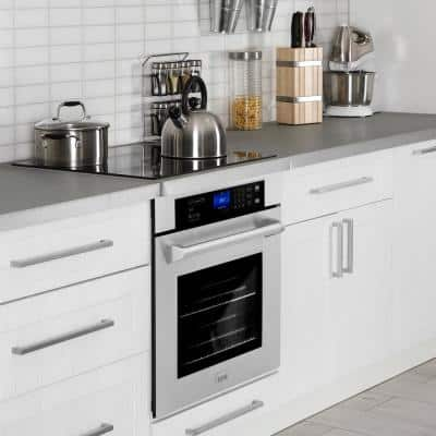 ZLINE 30 in. Single Professional Electric Wall Oven in Stainless Steel