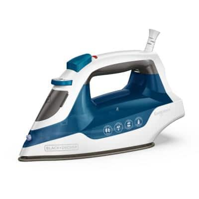 Easy Steam Blue Compact Iron