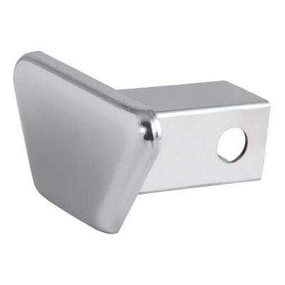 """1-1/4"""" Chrome Steel Hitch Tube Cover (Packaged)"""