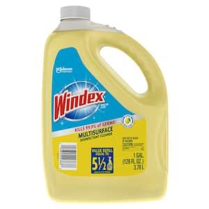 128 fl. oz. Citrus Fresh Multi-Surface Disinfectant Cleaner Refill Bottle