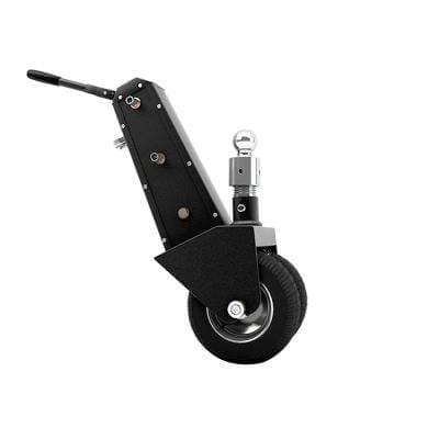 10000 lbs. Capacity Hand or Drill Powered Trailer Dolly with 2 in. Ball and Integrated Braking System