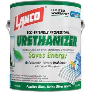 1 Gal. Urethanizer 100% Acrylic Elastomeric Reflective Roof Coating with Eco-Friendly Technology