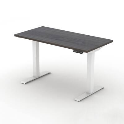 45 in. H Black Electric Height Adjustable Desk