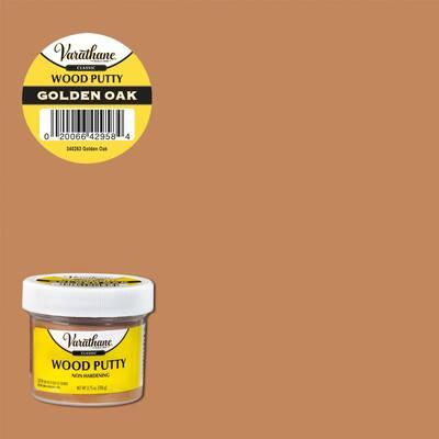 3.75 oz. Golden Oak Wood Putty (6-Pack)