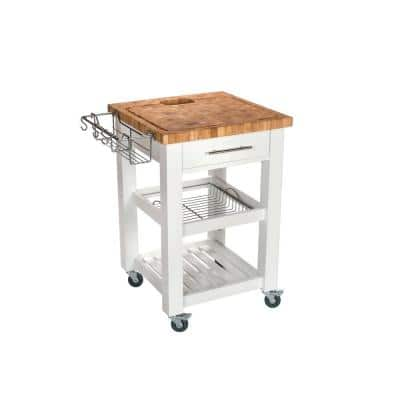 Cutting Board Kitchen Carts Carts Utility Tables The Home Depot