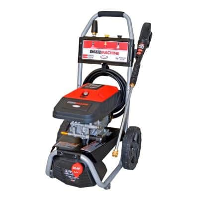 Clean Machine CM60976-S 2300 PSI at 1.2 GPM Cold Water Residential Electric Pressure Washer