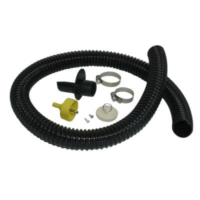 Rain Barrel Diverter Kit