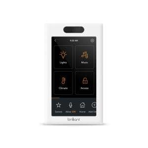 Smart Home Control (1-Switch Panel) — Amazon Alexa, Google Assistant, Apple HomeKit, Ring, Sonos, and more