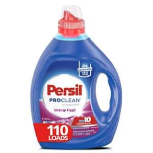 82.5 oz. Intense Fresh Scent Liquid Laundry Detergent