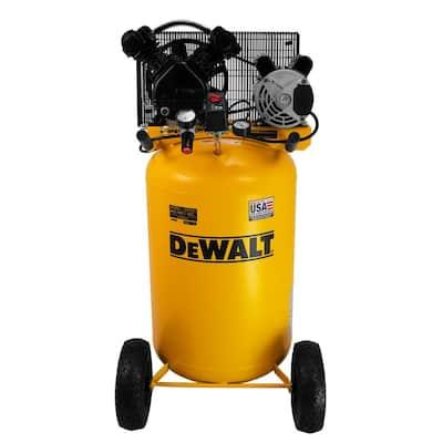 30 Gal. 155 PSI 1.6 HP Portable Electric Air Compressor