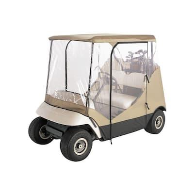 Travel 4-Sided Golf Car Enclosure