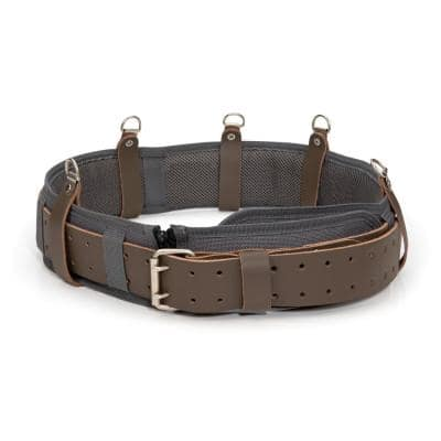 4 in. Padded Leather Tool Belt