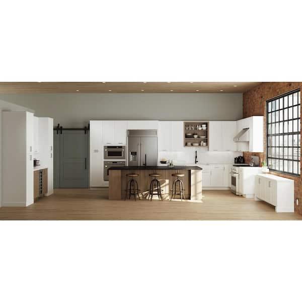 Full Height Door Base Kitchen Cabinet, Full Height Kitchen Cabinet Design