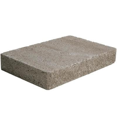 8 in. L x 11.87 in. W x 2 in. H Savannah Concrete Retaining Wall Cap (120-Piece/118.8 sq. ft./Pallet)