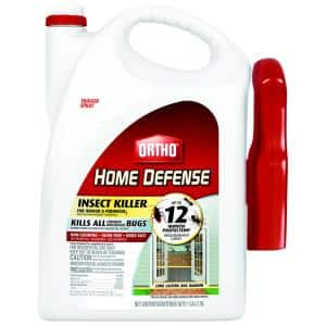 Home Defense Insect Killer for Indoor & Perimeter2 Ready-To-Use Trigger Sprayer