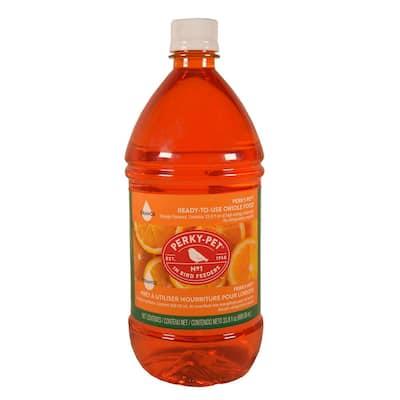 33.8 oz. Orange Ready-to-Use Oriole Nectar
