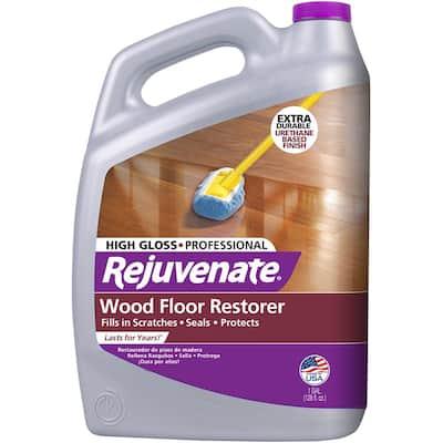 128 oz. Professional High Gloss Wood Floor Restorer