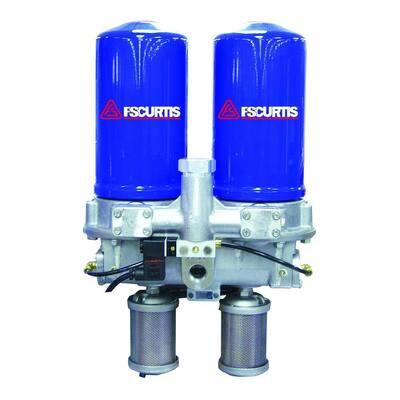 SCFM Modular Desiccant Dryer with Pre-Filter