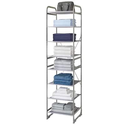Versa System 8-Tier Shelf Storage Tower