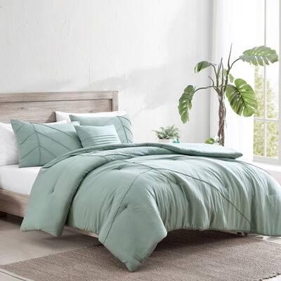 4-Piece Willa King Comforter Set