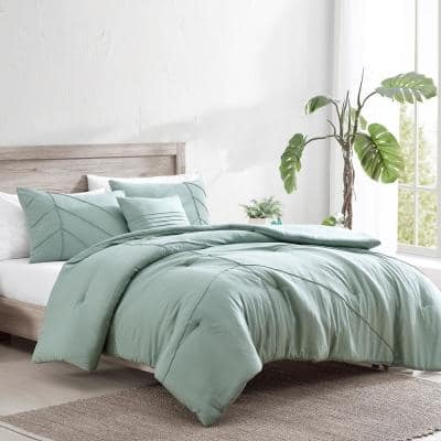 4-Piece Willa Queen Comforter Set