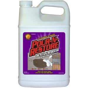 1 Gal. Oil Stain Remover