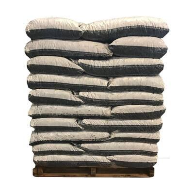 75 cu. ft. Green Rubber Mulch (50 Bags)