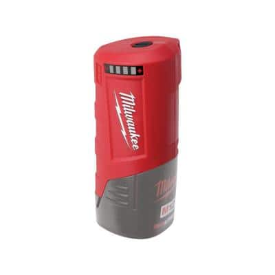 M12 12-Volt Lithium-Ion Cordless Power Source (Tool-Only)