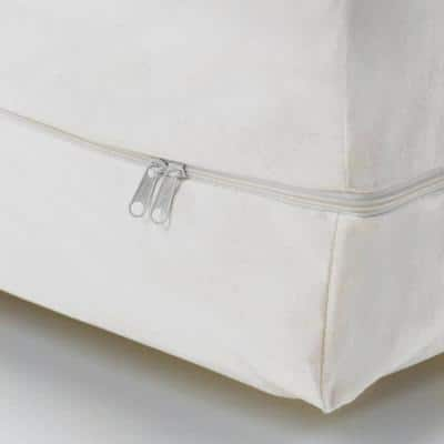 Secure Bed Bug, Dust Mite and Allergen Proof Twin Box Spring Cover