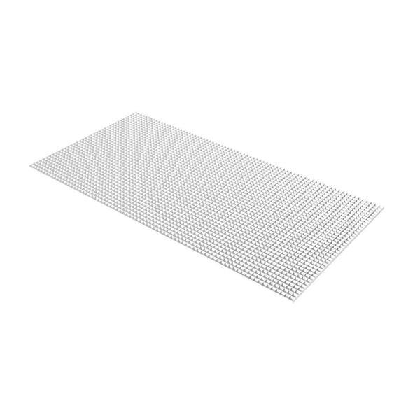 4 ft x 2 ft suspended egg crate light ceiling panel