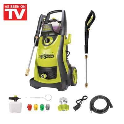 2200 Max PSI 1.65 GPM 13 Amp Cold Water Xtream Clean Electric Pressure Washer