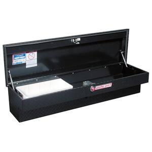 Aluminum Lo-Side Truck Box in Black