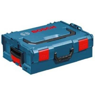 6 in. H x 14 in. W x 17.5 in. L 1-Compartment Small Parts Organizer