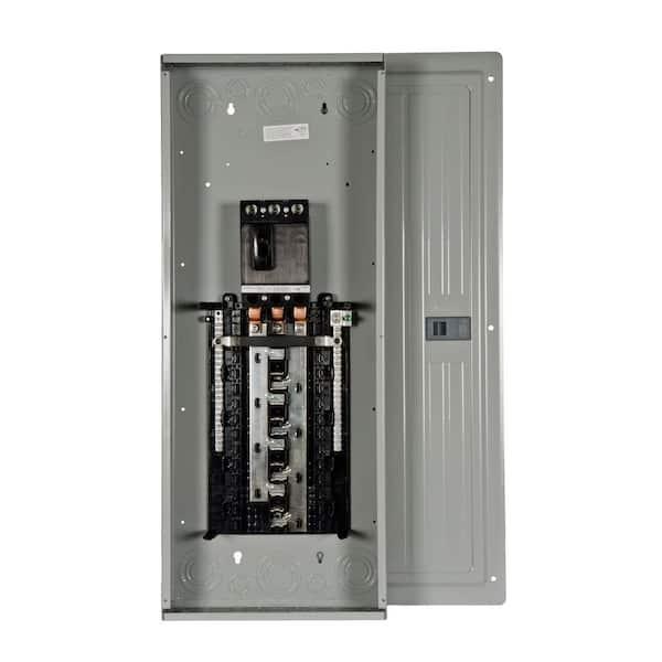 42 Circuit 3-Phase Load Center Siemens S4242B3150 150-Amp Indoor ...