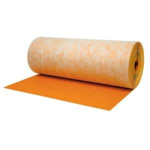 Ditra 54 sq. ft. 3 ft. 3 in. x 16 ft. 5 in. x 1/8 in. Thick Uncoupling Membrane