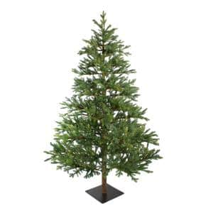 6.5 ft. Unlit North Pine Artificial Christmas Tree