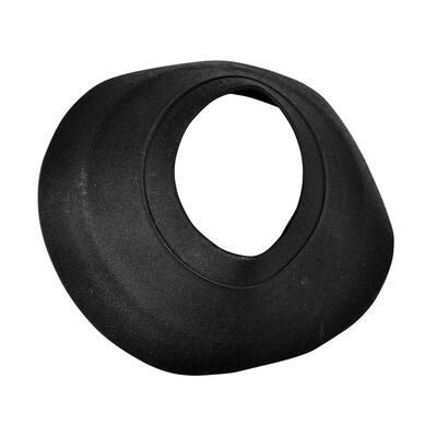 All-Flash No-Calk Vent Pipe Rain Collar with 3 in. - 4 in. Adjustable Diameter