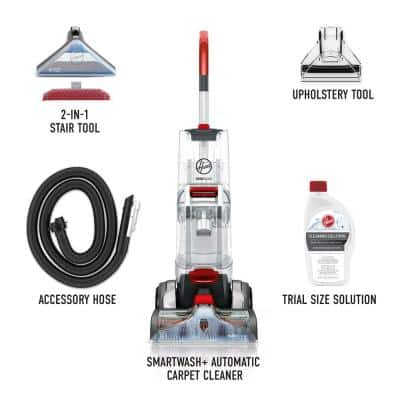 Professional Series SmartWash Advanced Automatic Carpet Cleaner Machine