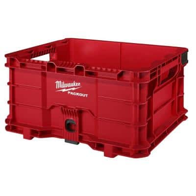 PACKOUT 18.6 in. Tool Storage Crate Bin