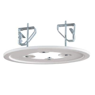 5 in. White Recessed Conversion Kit