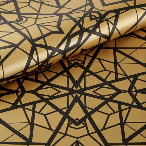 Roommates Shatter Geometric Peel And Stick Wallpaper Covers 28 18 Sq Ft Rmk10688wp The Home Depot