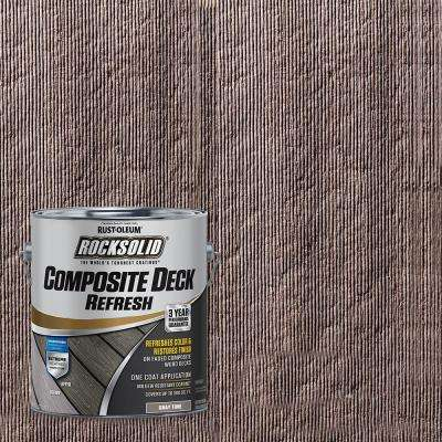 1 Gal. Gray Composite Deck Coating (2-Pack)